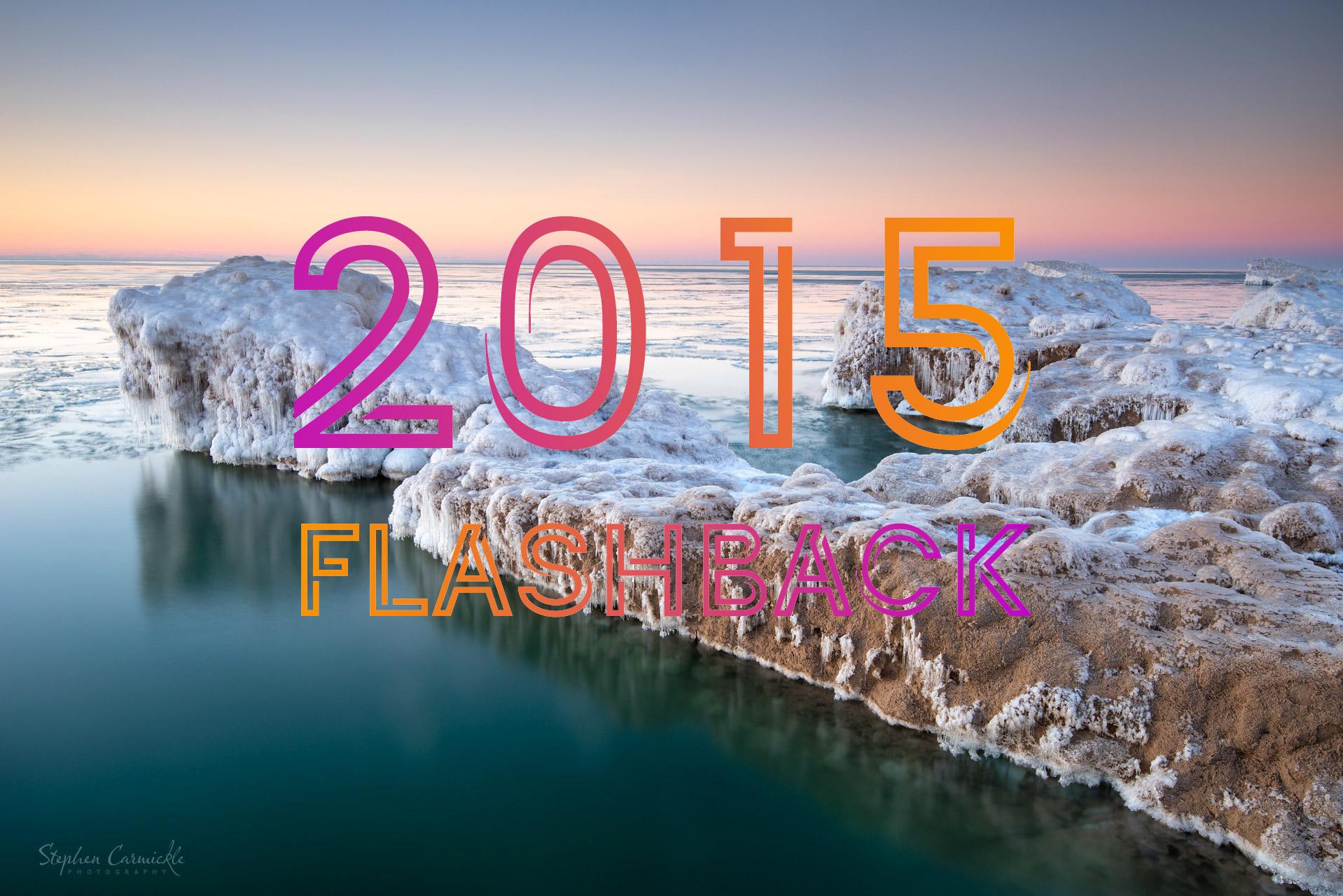 Photo Flashback – Ice Shelf
